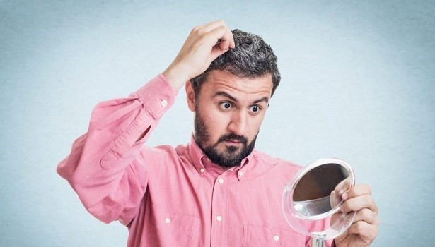 siwienie włosów przyczyny